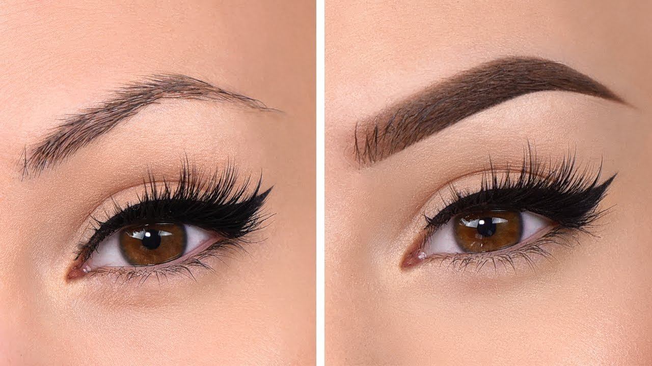 Perfect Eyebrows Tutorial Everything You Need To Know Youtube
