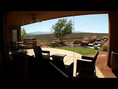 5 bedroom miller golf vacation rental home in st george for Vacation rentals near zion national park