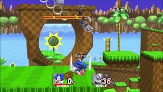 Project M [TAS] - Sonic Combo