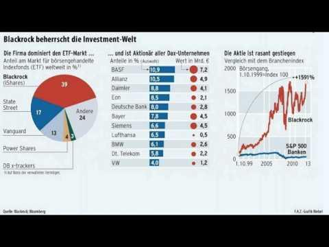 Blackrock Investment - Ungeheure Macht im Hintergrund