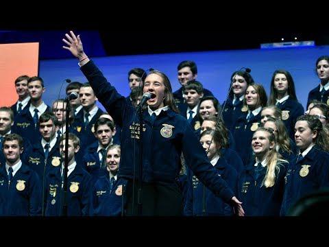 National FFA Band & Chorus Concert – 90th National FFA Convention & Expo