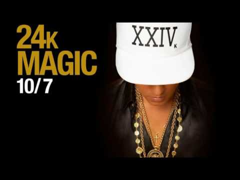 Bruno Mars - 24K Magic Audio