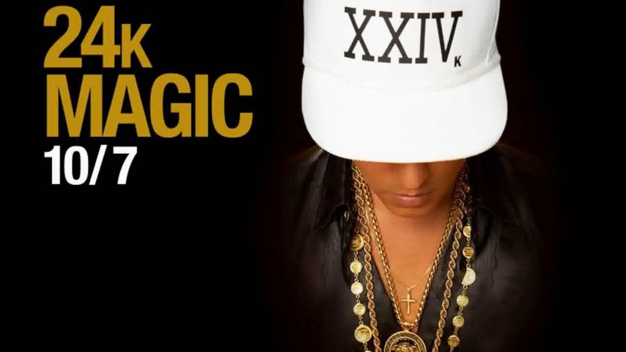 Bruno Mars - 24K Magic Audio - YouTube 494181d54b3