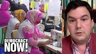 "Economist Thomas Piketty: Coronavirus Pandemic Has Exposed the ""Violence of Social Inequality"""