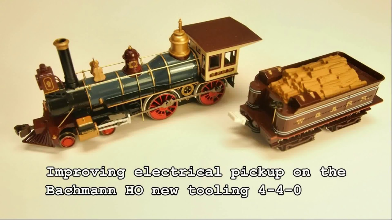 Bachmann Ho New Tooling 4 0 Tutorial Improving Electrical Pickup Wiring Diagram