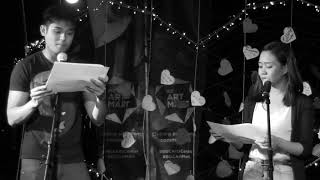 It's a Match (From You Could Be the One) - Live Reading by Gracielle So and Migs Almendras