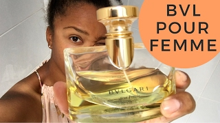 Bvlgari Pour Femme | Fragrance Review