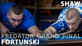 Jayson Shaw v Mięsko Fortunski | World Pool Series - Predator Grand FInal | 10 Ball