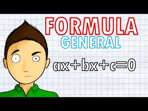 FORMULA GENERAL Super facil