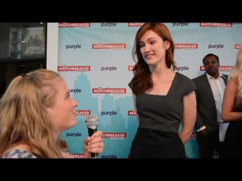 Kristen Rakes  at The Matchbreaker Movie Premiere