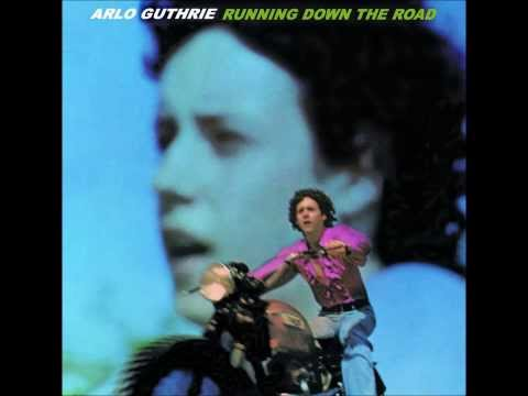 Arlo Guthrie - Running Down The Road (Full Album) [Vinyl Rip]