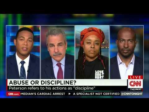 CNN: Peterson, Abuse or Discipline?