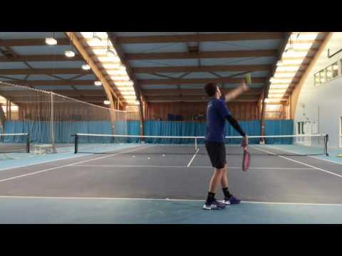 David Stevenson Tennis Smart Fall 2017 College Application
