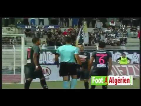 Ligue 1 Algérie (4e journée) : ES Sétif 2 - JS Saoura 0