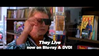 They Live (1988) John Carpenter on They Live, Ronald Reagan and Evil Aliens