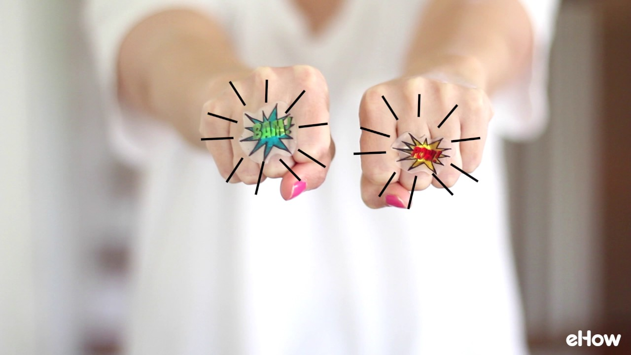 Diy Shrinky Dink Charms