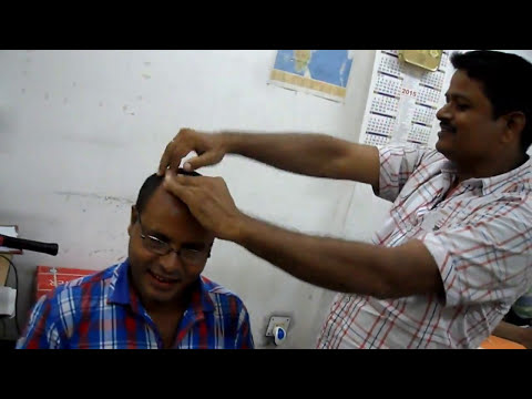 How to stop hair falls naturally & make new hairs grow on a head