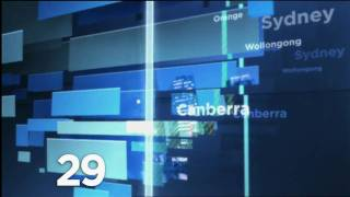ABC News 24: 60 second launch countdown (22/Jul/2010)