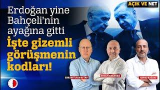 ERDOĞAN BAŞINA GELECEKLERİ BİLİYOR! #Erdoğan #Bahçeli #AKP #MHP #StopErdoğan #Akşener