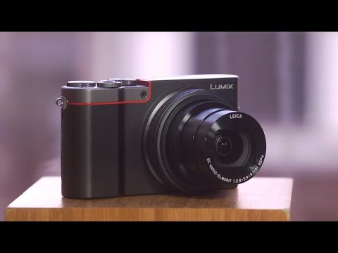 Panasonic's Just-right Compact Camera