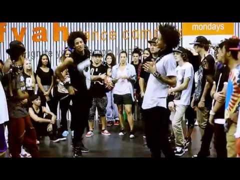 MAS Event | Les Twins | Australia | Dance Workshop (NEW May 2016)