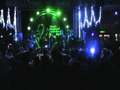 Bombay Baja Brass Band performing Pardesi at Miri Jazz Festival.mpg