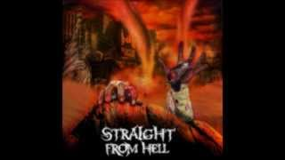 STRAIGHT FROM HELL -  DESTROY