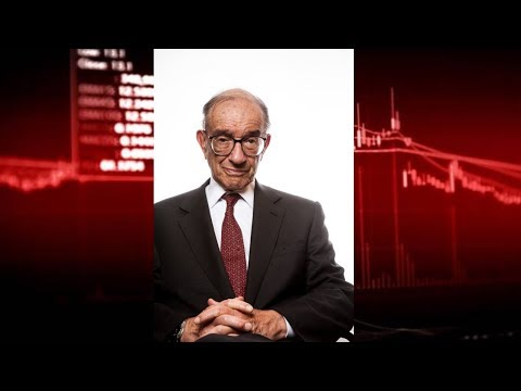 Stock Market Crash, Allan Greenspan tells the truth