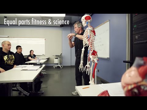 Explore the Fitness and Health Promotion Program