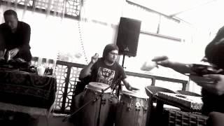HOUSE MUSIC LIVE PERCUSSION - CONGAS PERCUSSIONIST ARTHUR SEROVSKIY / ПЕРКУССИОНИСТ АРТУР СЕРОВСКИЙ