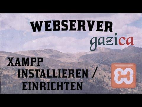 [#7] Xampp installieren / einrichten