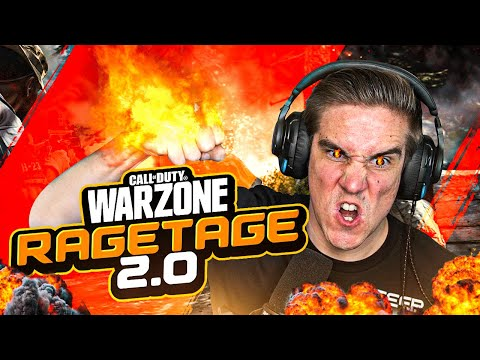 THE TEEP WARZONE RAGETAGE 2.0!! CRAZIEST DEATH CHAT REACTIONS! (Warzone)