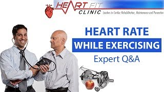 What Should Your Heart Rate be When Exercising