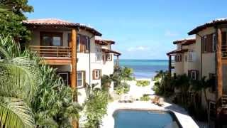 Solaria 2, a designer beachfront paradise for sale on North Ambergris Caye, Belize