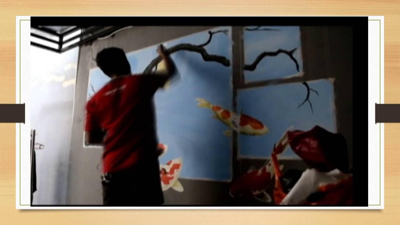 Wa 62 857 1027 2813 Indosat Lukisan Dinding 3d Rumah