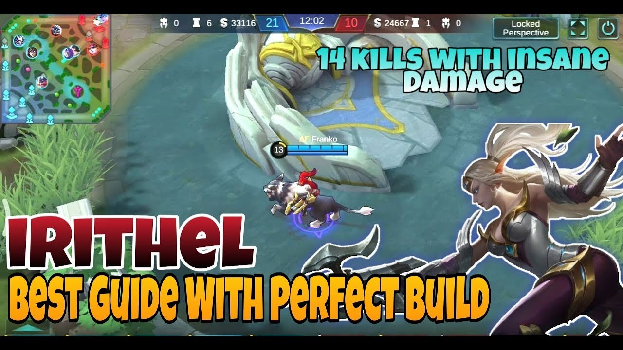 irithel best build 2019/top 1 global gameplay/best guide
