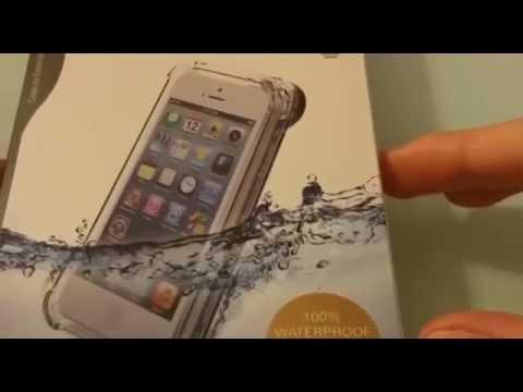 cover subacquea iphone 5