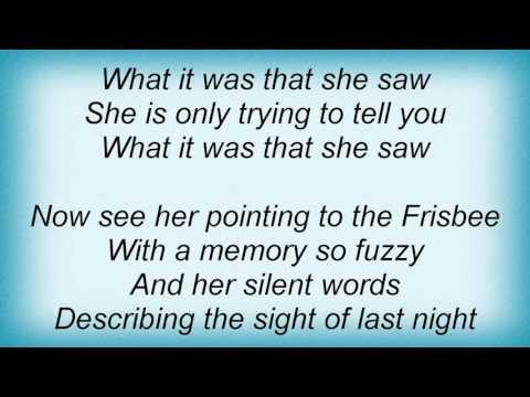 Morrissey - Mute Witness Lyrics