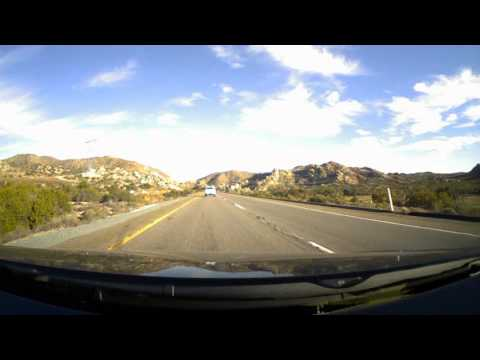 San Diego to El Centro