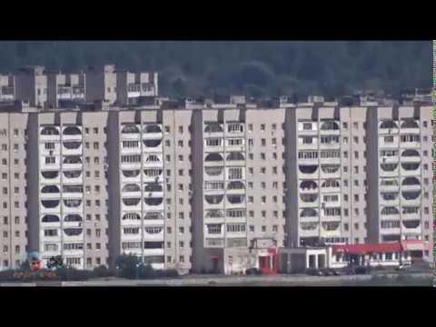 Дзержинск со стороны Хабарского 04.07.2018.