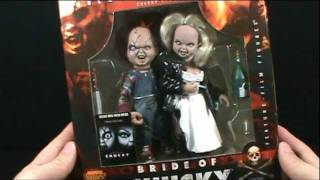 Toy Spot - McFarlane Movie Maniacs series 2 Bride of Chucky 2 pack