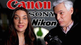 ULTIMATE Image Quality test: Sony a1 \u0026 a7R IV vs Canon R5 \u0026 Nikon Z7 II