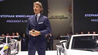 Lamborghini Gallardo LP 570 4 Squadra Corse   Frankfurt Motor Show 2013