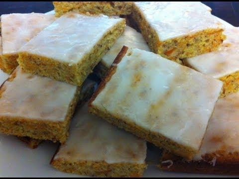 Receta: Brownies de Zanahoria (súper fáciles y ricos) - La Cocinadera