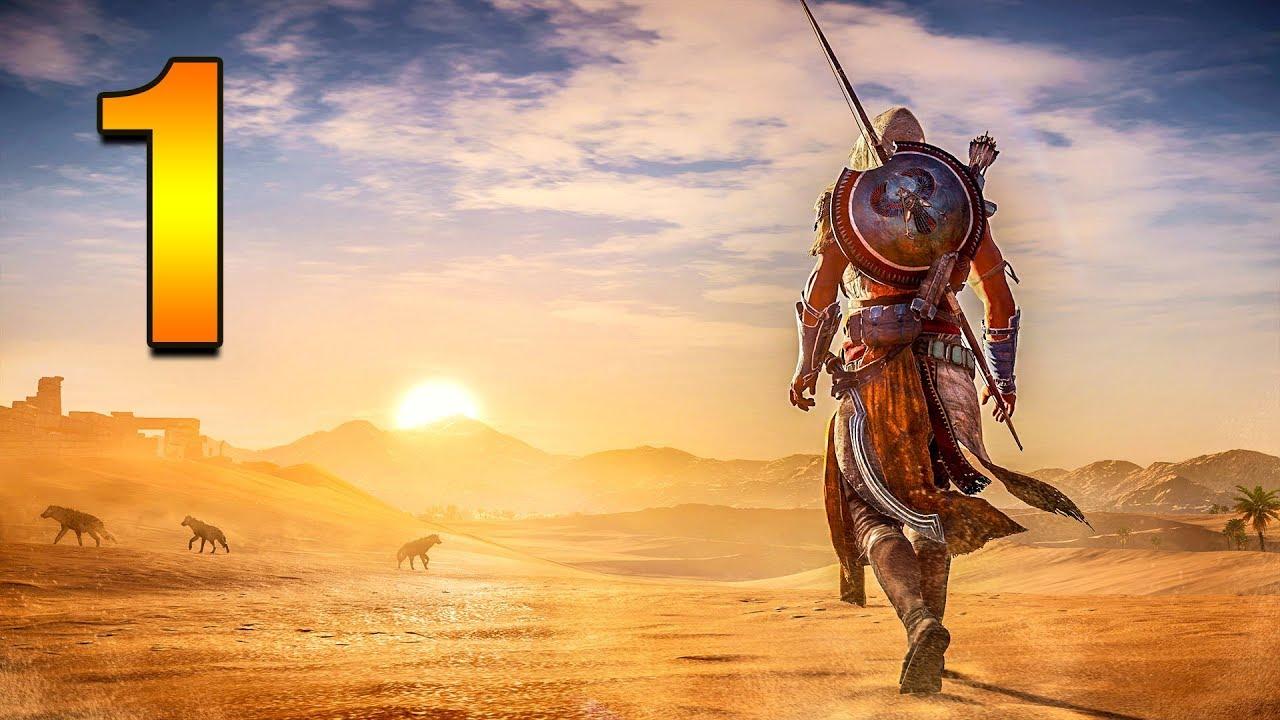 AKHIRNYA KEMBALI!! (1) Assassin's Creed Origins