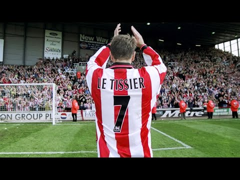 Matthew Le Tissier, Le God [Best Goals] - YouTube