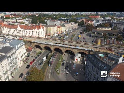 Celem otwarta przestrzeń publiczna pod estakadami kolejowymi