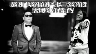 PSY - Gentleman 212 remix Free Music Download.