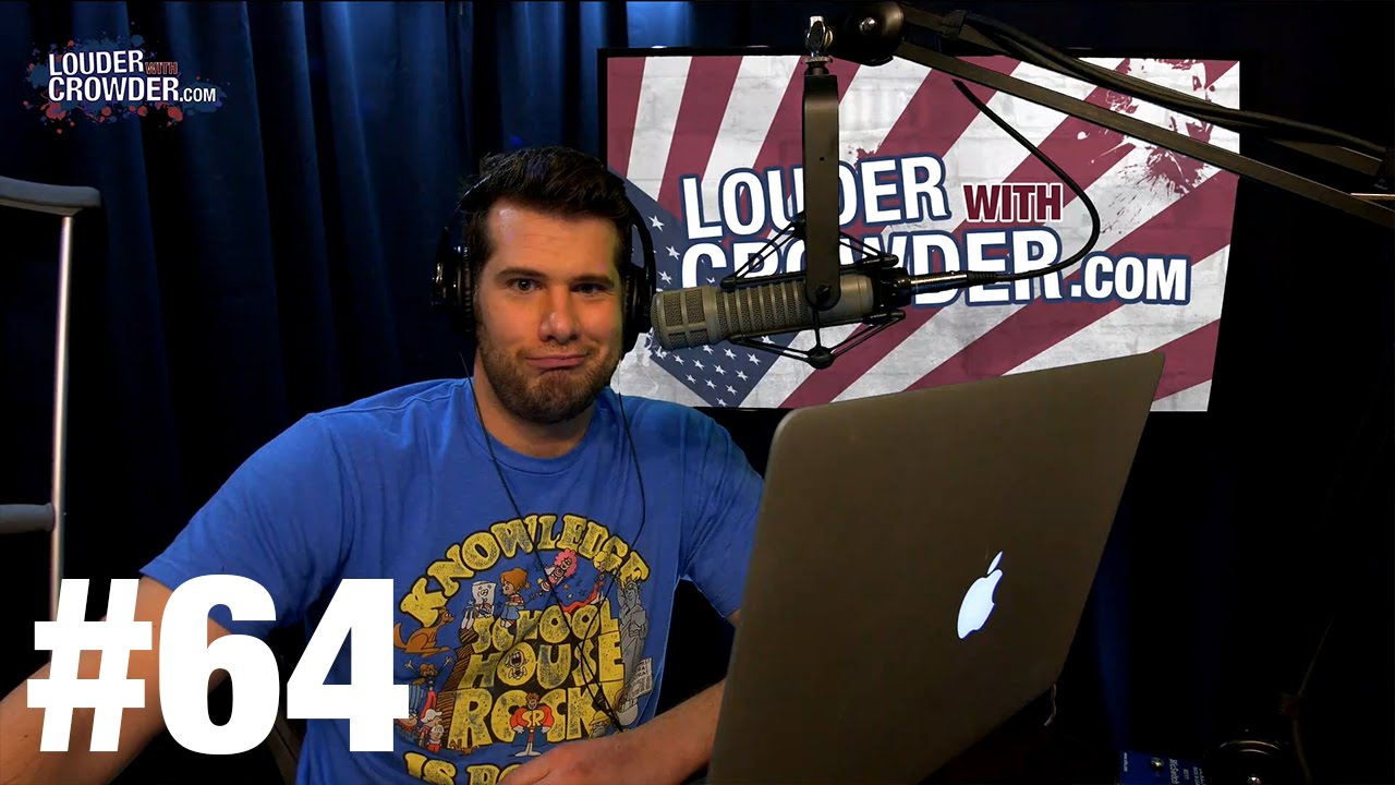 #64 Sexy Time with Tomi Lahren, John Phillips, and GOP | Louder With Crowder