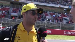 F1: LIVE at the 2019 Spanish Grand Prix